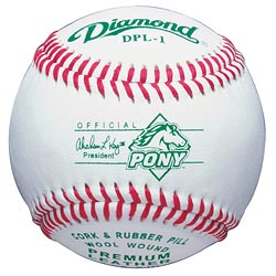 Diamond DPL-1 Pony League Baseball (DZN)