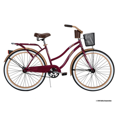 1337051 x Huffy ladies deluxe cruiser bike