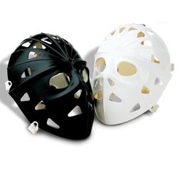 Goalie Face Mask  - Black