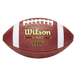 Wilson F1300 TDY Youth Football (EA)