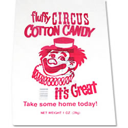Cotton Candy Bags - 1000 CT (CS)