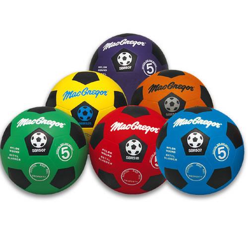 MacGregor Rubber Soccerballs