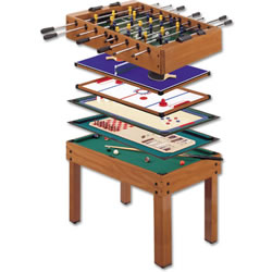 9-in-One Game Table