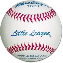 MacGregor #76-1 League Baseball