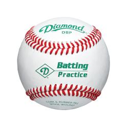 Diamond DBP Practice Baseball (DZN)