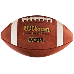 Wilson F1005 NCAA Official Football (EA)