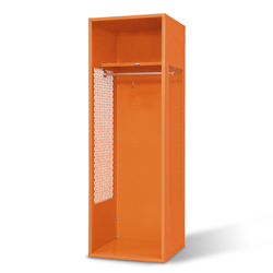 Stadium Locker w/Shelf  24