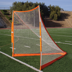 Bow Net Portable Lacrosse Goal (EA)