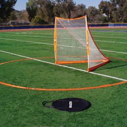 Bow Net Portable Lacrosse Goal Crease (Men's) (EA)