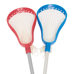 Youth Lacrosse Stick (EA) - Red
