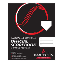 MacGregor Baseball/Softball Scorebook