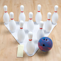 Weighted Bowling Set (SET)