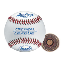 Rawlings R100 Baseball NFHS (dzn) (DZN)