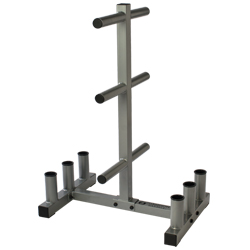 OLYMPIC WEIGHT BAR & PLATE HOLDER (EA)