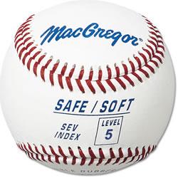 Safe Soft Baseball