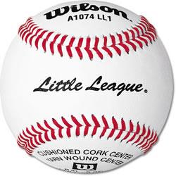 Wilson A1074BLL1 Little League Baseball (DZN)