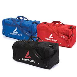 BSN SPORTS Mid-Sized Team Duffle Bag (EA) - Black