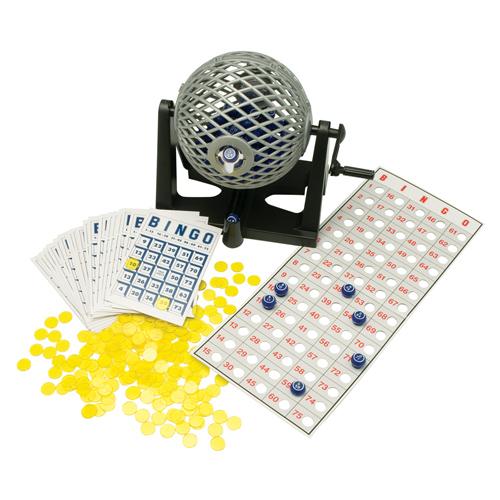 Economy Bingo Set