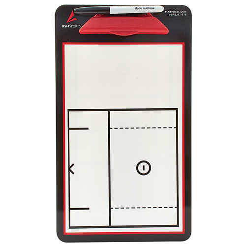 BSN Sports Double Sided Mens Lacrosse Coaching Board