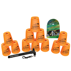 Stacking Cups - Speed Stack Cup Set - Orange 1276398