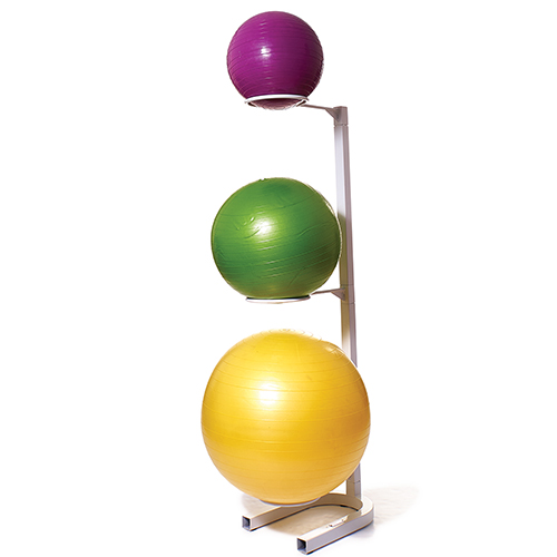 Premium Stability Ball Rack